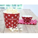 Happy Stars Popcorn rojo