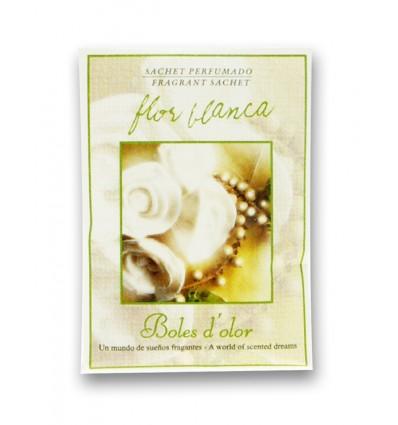 Mini-Sachet Flor Blanca