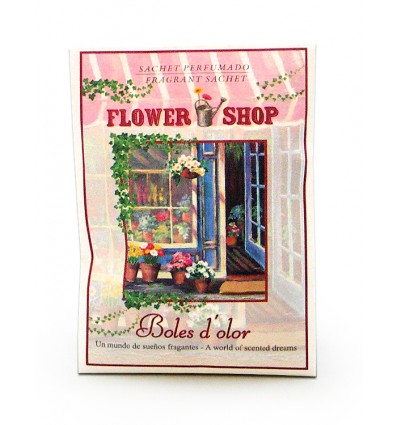 Mini-Sachet Flower Shop