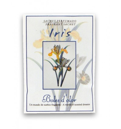Mini-Sachet Iris