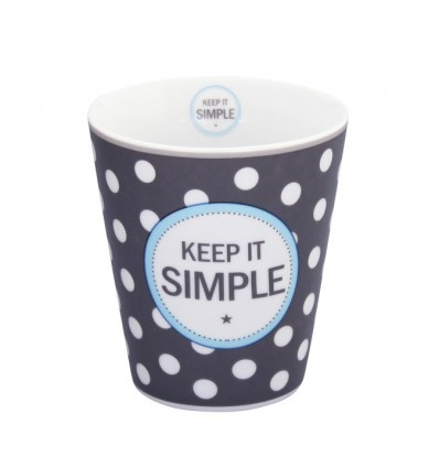 Happy Mug Keep it simple