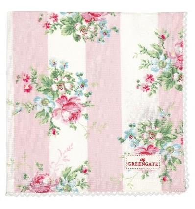 Servilleta Marie pale pink