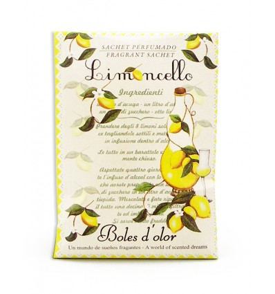 Mini-Sachet Limoncello