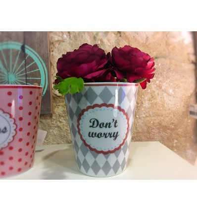 Happy mug, Don´t worry
