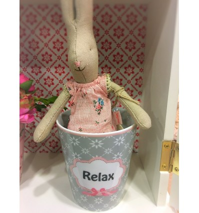 Happy mug, Relax