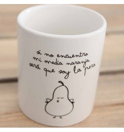 Taza Mr. Wonderful Si no encuentro...