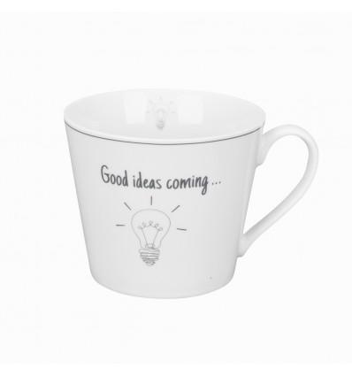 Happy cup, Good ideas