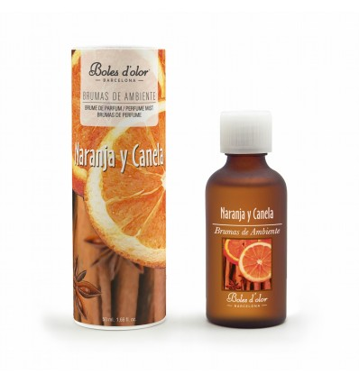 Bruma Naranja y Canela